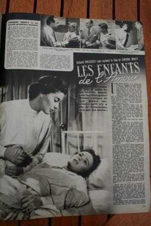 Jean Claude Pascal Etchika Choureau Lise Bourdin