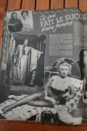 Lana Turner Greer Garson
