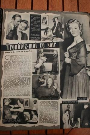 Marilyn Monroe Richard Widmark