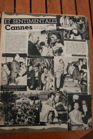 Festival Of Cannes 1953