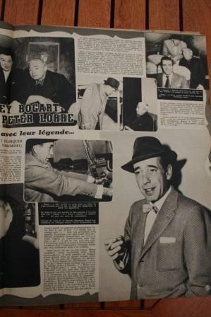 Peter Lorre Humphrey Bogart