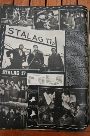 William Holden Don Taylor Stalag 17