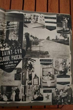Jean Claude Pascal Renee Saint Cyr