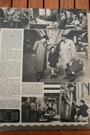 Bing Crosby Claude Dauphin Little Boy Lost
