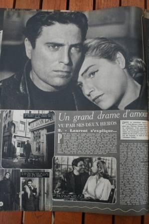 Raf Vallone Simone Signoret
