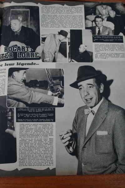 Humphrey Bogart Peter Lorre