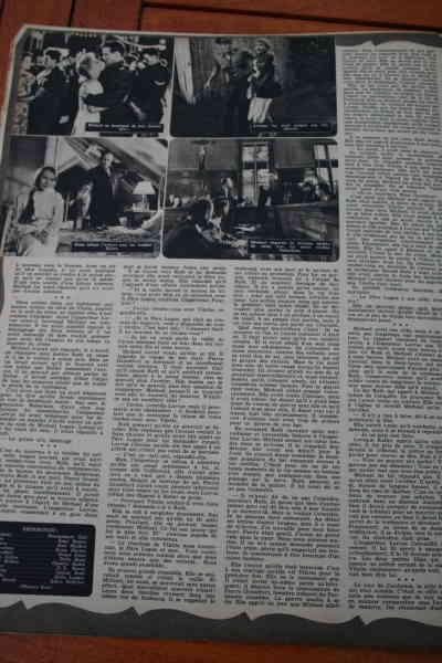 Montgomery Clift Anne Baxter Karl Malden