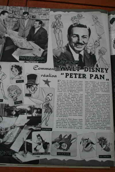 Walt Disney Peter Pan