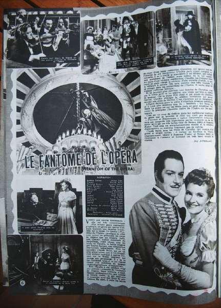 Nelson Eddy Claude Rains Susanna Foster