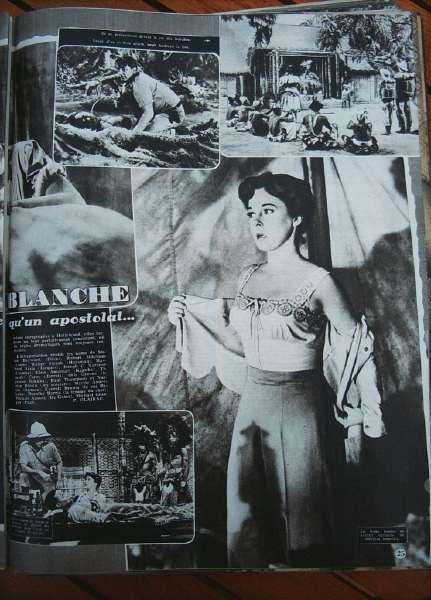 Susan Hayward Robert Mitchum