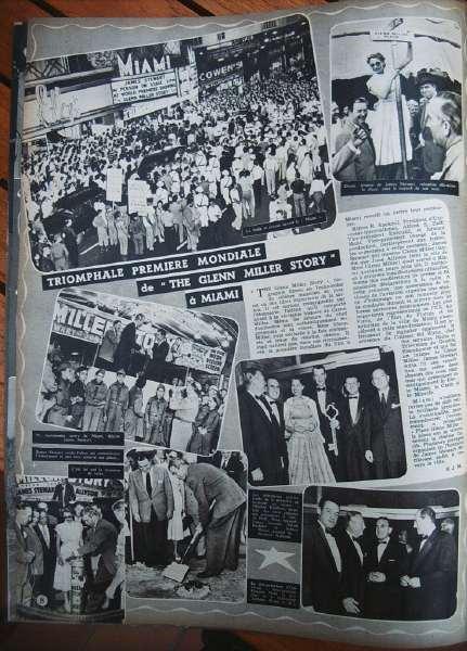 James Stewart Glenn Miller Story