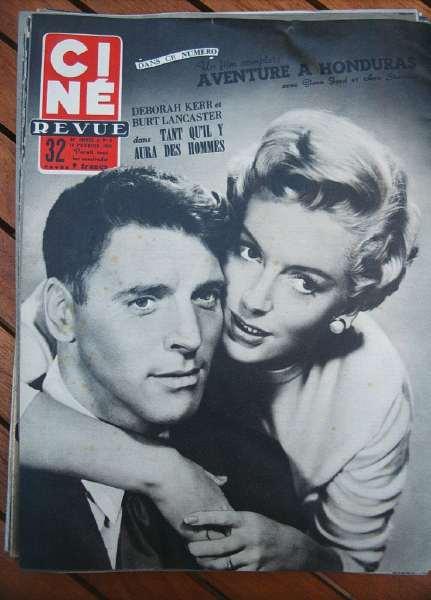 Burt Lancaster Deborah Kerr