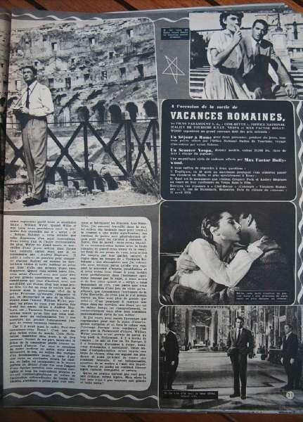 Gregory Peck Audrey Hepburn