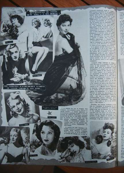 Ava Gardner Lana Turner Katharine Hepburn