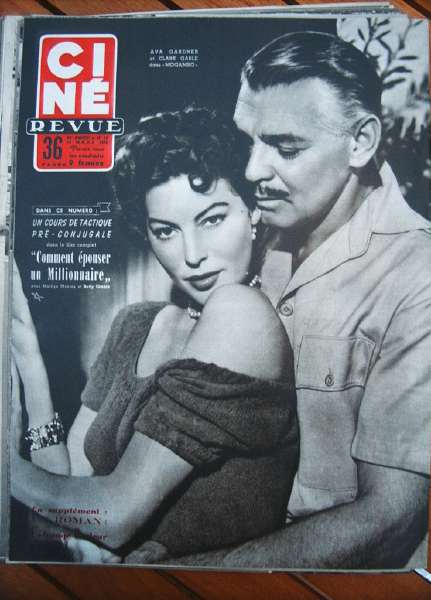Ava Gardner Clark Gable