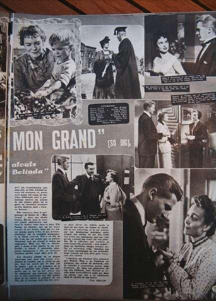 Jane Wyman Sterling Hayden Nancy Olson