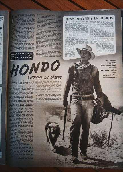John Wayne Hondo