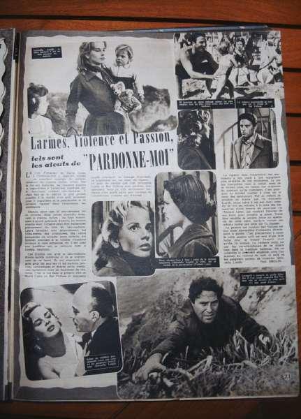Antonella Lualdi Raf Vallone