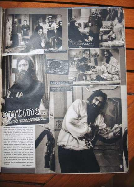 Pierre Brasseur Isa Miranda Rasputin