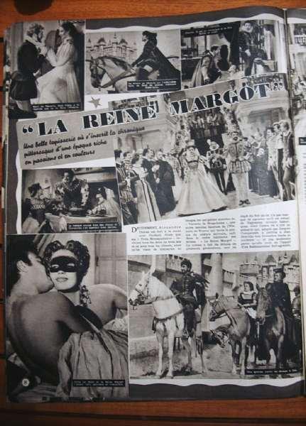 Jeanne Moreau Francoise Rosay Armando Francioli