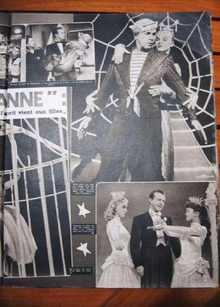 Debbie Reynolds Dick Powell Anne Francis