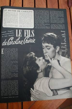 Brigitte Bardot Jean Claude Pascal