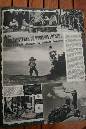 Robinson Crusoe Luis Bunuel