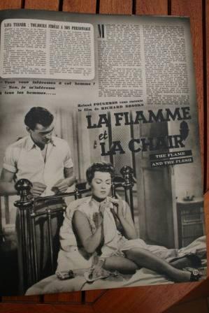 Lana Turner Pier Angeli Carlos Thompson