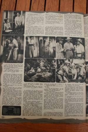 Charlton Heston Eleanor Parker The Naked Jungle