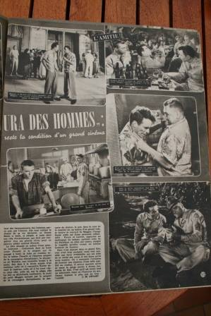 Montgomery Clift Deborah Kerr Burt Lancaster