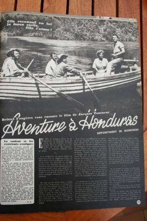 Glenn Ford Ann Sheridan Appointment In Honduras