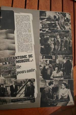 Phantom In the Rue Morgue Karl Malden