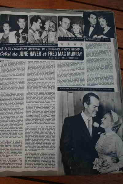 June Haver Fred Mac Murray