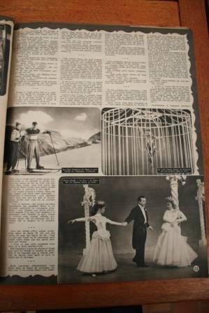Debbie Reynolds Anne Francis Dick Powell