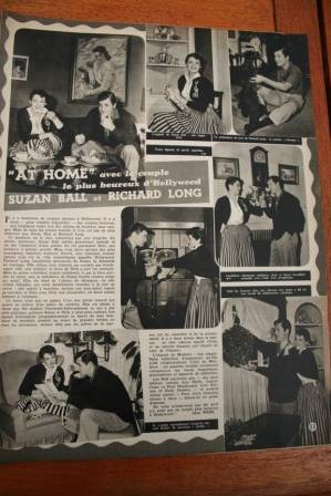 Suzan Ball Richard Long