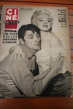 Marilyn Monroe Robert Mitchum