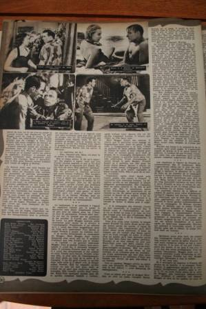 Deborah Kerr Montgomery Clift Burt Lancaster