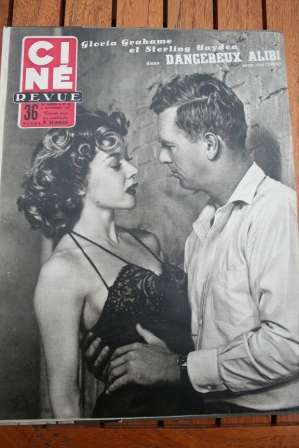 Sterling Hayden Gloria Grahame
