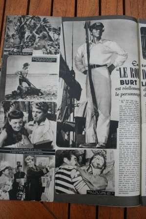 Burt Lancaster Joan Rice