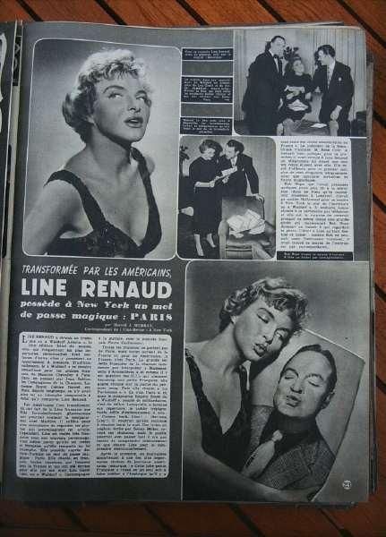 Line Renaud
