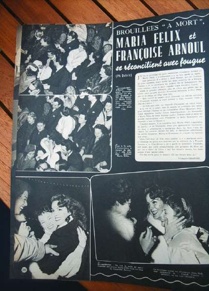 Maria Felix Francoise Arnoul