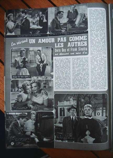 Doris Day Frank Sinatra