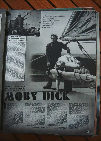 Gregory Peck Moby Dick