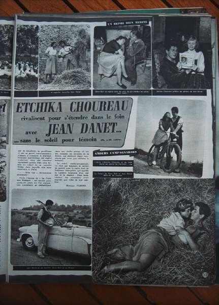 Dora Doll Etchika Choureau Jean Danet