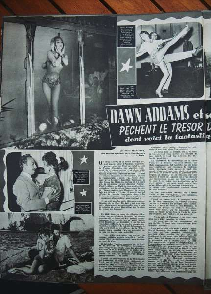 Dawn Addams