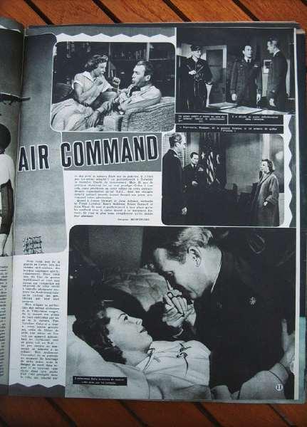James Stewart June Allyson Strategic Air Command