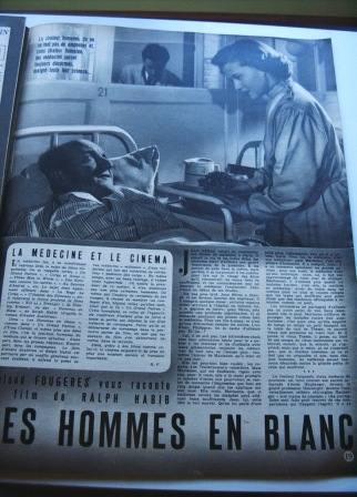 Jeanne Moreau Raymond Pellegrin