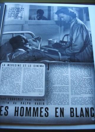 Raymond Pellegrin Jeanne Moreau