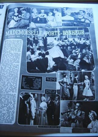Doris Day Bob Cummings Phil Silvers