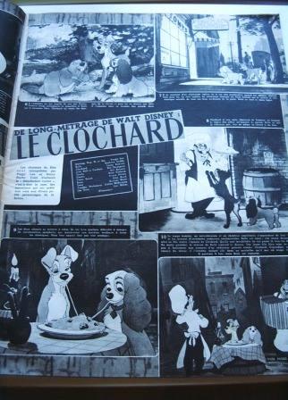 Lady And The Tramp Walt Disney